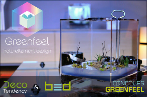CONCOURS Greenfeel naturellement Design
