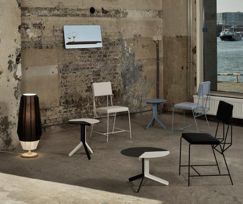 Design industriel hollandais par kranen et gille blog - Decoration style industriel ...