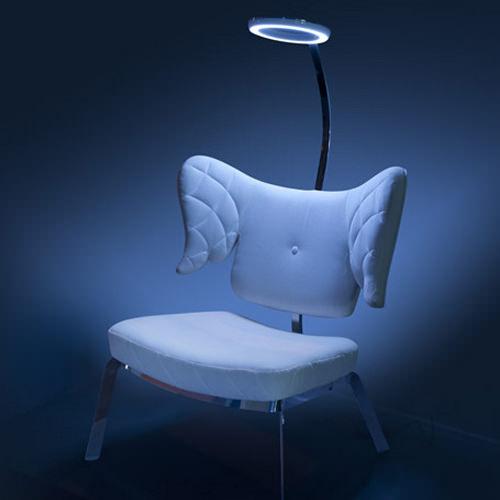 liseuse the saint par alnoor blog esprit design. Black Bedroom Furniture Sets. Home Design Ideas