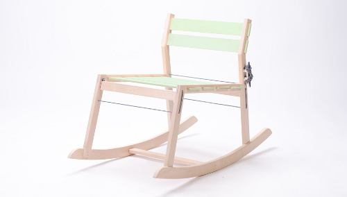 Cleat La Rocking Chair En Diy Par Tom Chung Blog Esprit Design