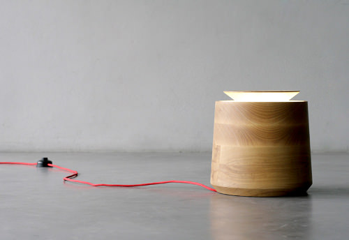 Lampe Jar par Noon Studio