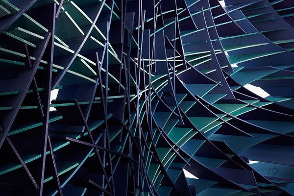 Installation slipstream architecture de mouvement blog esprit design - Mouvement en architecture ...