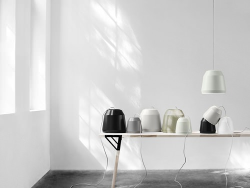 Suspension Mingus le design Danois par Cecilie Manz