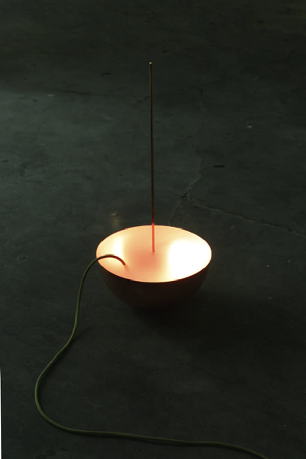 copper lampe de cuivre par sebastien goldschmidtboeing. Black Bedroom Furniture Sets. Home Design Ideas