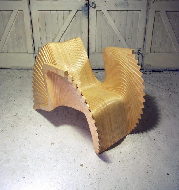 monroe la chaise en mouvement par alexander white blog esprit design. Black Bedroom Furniture Sets. Home Design Ideas