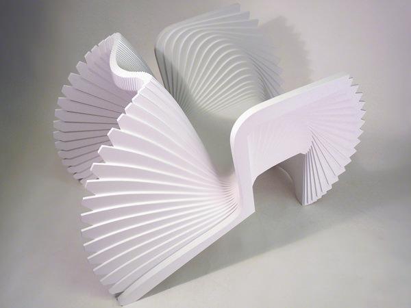 Monroe la chaise en mouvement par alexander white blog esprit design - Mouvement en architecture ...
