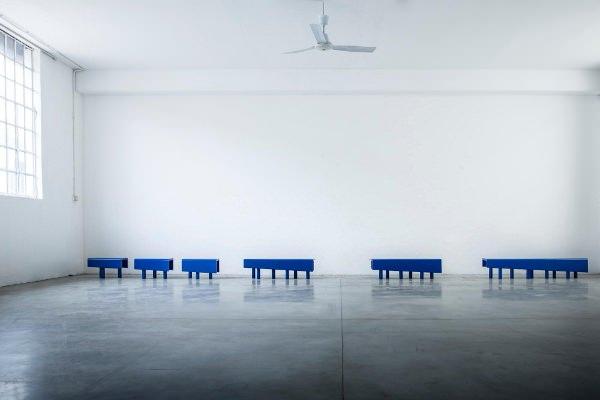 Banc de famille par Marco Guazzini