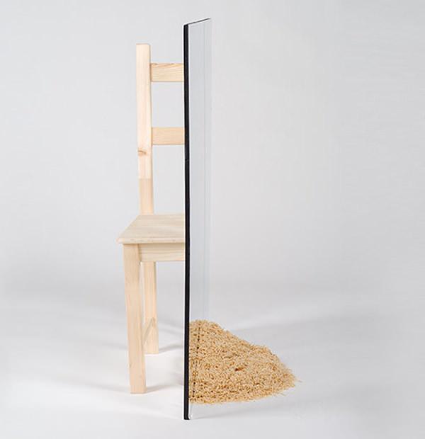 La chaise bipolaire par Steve Haslip
