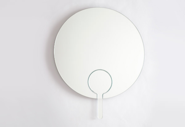 Mirror Mirror le double miroir par Jan Habraken