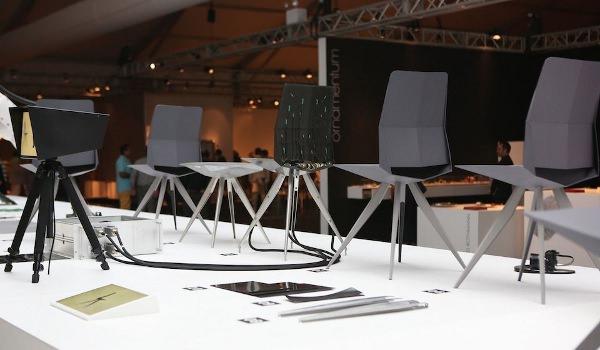 R18 Ultra Chair quand Audi imagine une chaiseR18 Ultra Chair quand Audi imagine une chaise