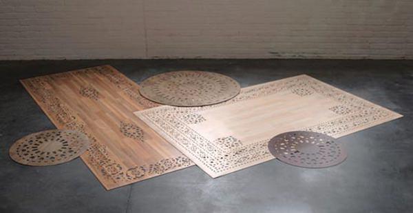 Tapis De Bois Ou Vinyle Par Arzu Firuz Blog Esprit Design