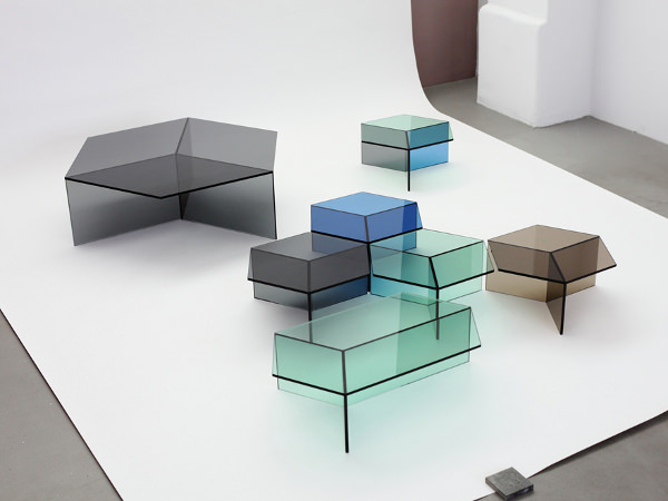 Isom la table de verre par sebastian scherer blog esprit - Table en verre design italien ...