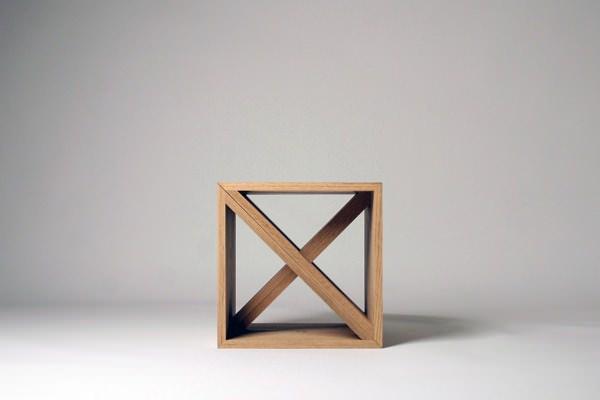 M.stool le tabouret sculpture par J1 Studio
