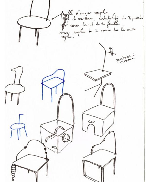 projet  u00e9tudiant   ceci n u0026 39 est pas une chaise par l u00e9o abbate
