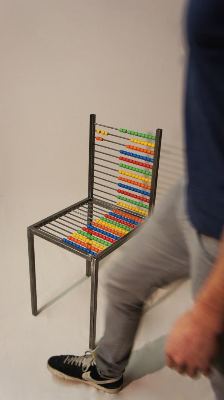 Projet tudiant ceci n 39 est pas une chaise par l o abbate - Ceci n est pas une chaise ...