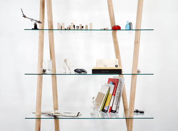 shelf closeup etagere SilvaBradshaw