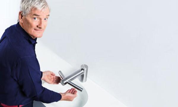 Design utile le Dyson Airblade Tap robinet intelligent
