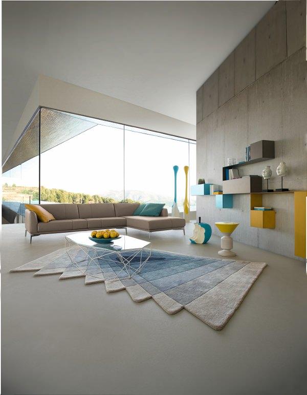 nouvelle collection roche bobois le designer c dric ragot. Black Bedroom Furniture Sets. Home Design Ideas