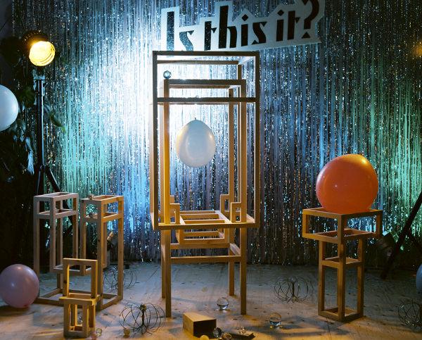 Projet Is this it ? Entre Design et Magie