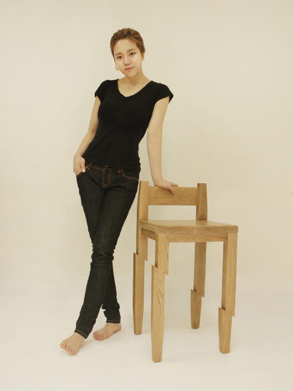 Samurai Chair par Seo Young Moon