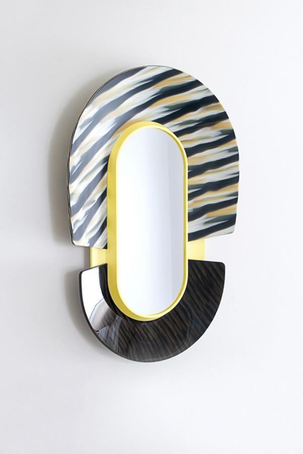 Collection Mask Mirrors par Jean Baptise Fastrez