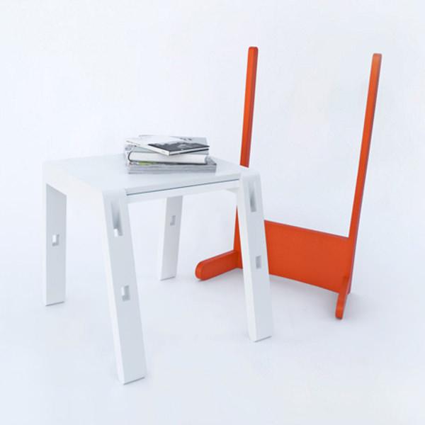 Design battle : les chaises multifonction Superbambi vs Stool+