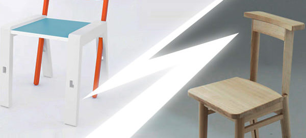 Design Battle : les chaises multifonction Superbambi vs Stool+