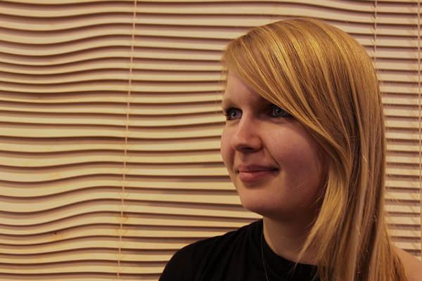 Designer Helena Karelson
