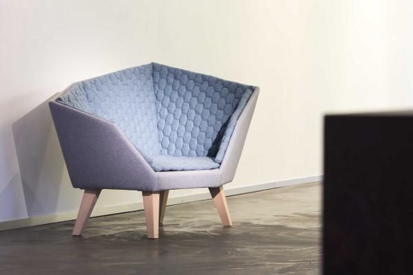 Frigg le sofa cocon par Marianne Kleis Jensen