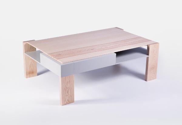 MOD la table basse par Amaury Poudray et Jerhome