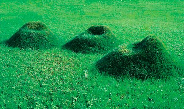 TERRA GRASS ARMCHAIR : MOBILIER NATUREL