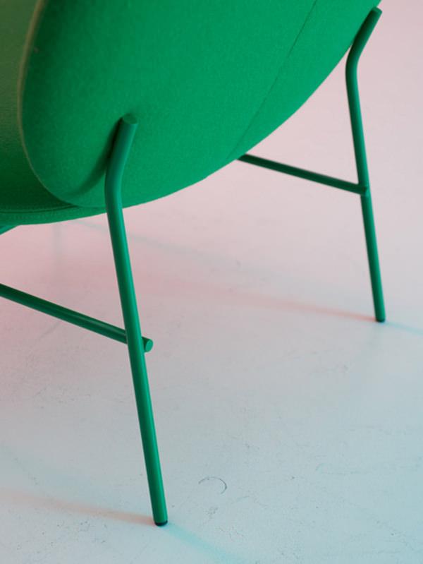 Fauteuils Kelly par le studio Claesson Koivisto Rune