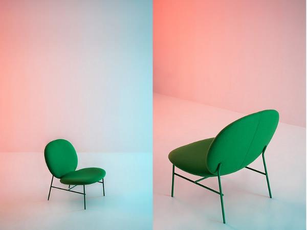 fauteuils kelly par le studio claesson koivisto rune. Black Bedroom Furniture Sets. Home Design Ideas