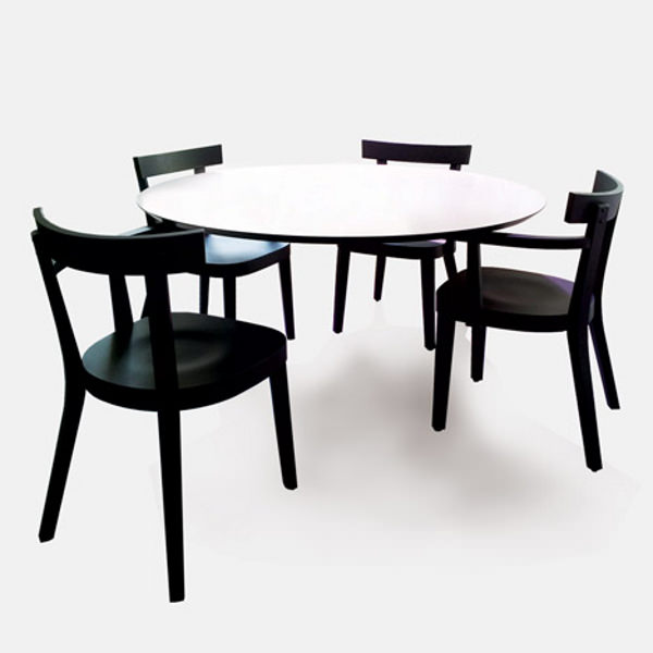 Floating Table la table sans pied par Ingo Maurer