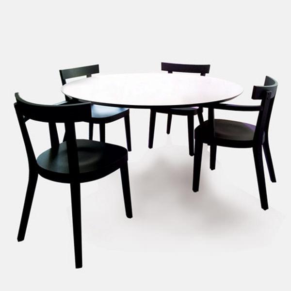 Floating table la table sans pied par ingo maurer blog - Table a repasser sans pied ...