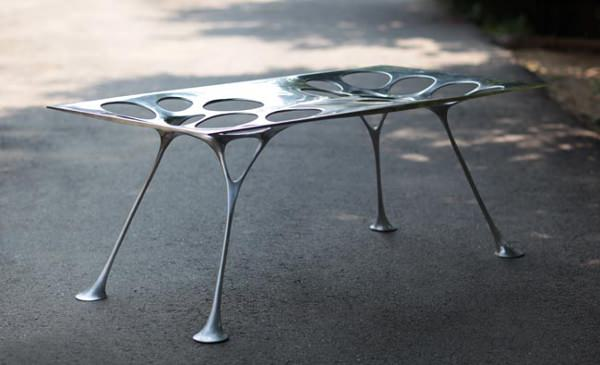 mobilier futuriste par le studio il hoon roh blog esprit design. Black Bedroom Furniture Sets. Home Design Ideas