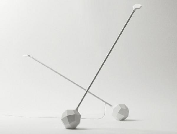 LAMPE CARAT PAR ARIHIRO MIYAKE