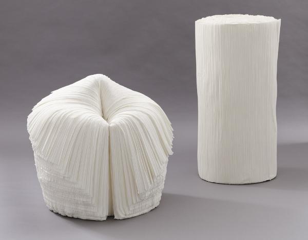 STUDIO DE CRÉATION NENDO - Cabbage Chair