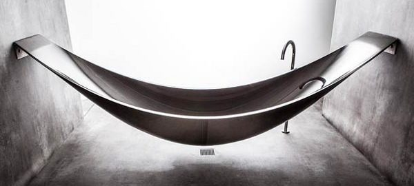 Vessel la baignoire hamac par Splinter Works