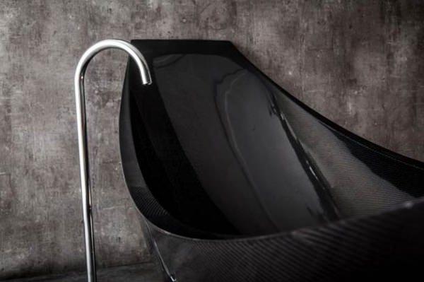 Vessel la baignoire hamac par Splinter Works