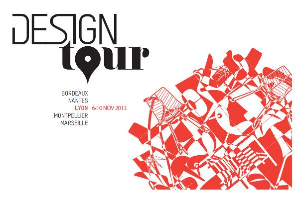 Design Tour 2013 sous le signes des Territoires