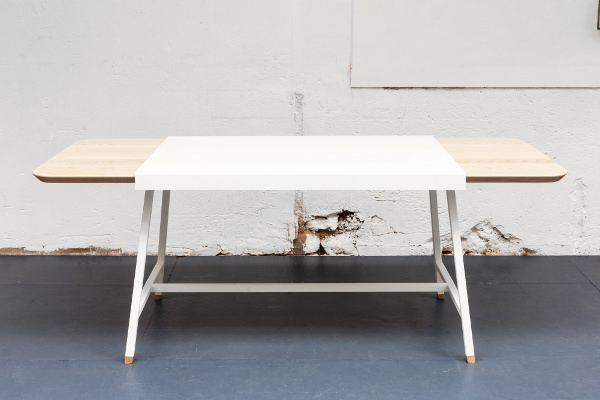 Judd la table rallonge par le studio trust in design blog esprit design - Table rallonge design ...