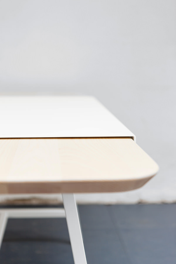 Exceptionnel Judd la table à rallonge par le studio Trust In Design - Blog  QT78