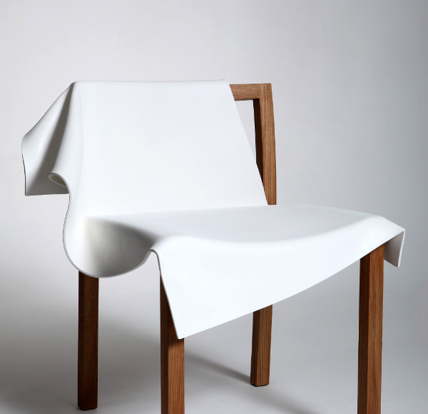 Chaises on pinterest karim rashid chair design and chairs for Chaise nomade
