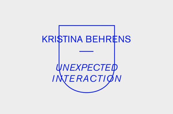 Unexpected Interaction le banc souple par Kristina Behrens