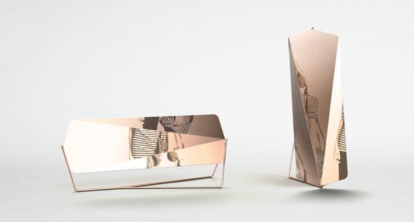 Miroirs Augé, pour Marcel By  -  © Samuel Accoceberry