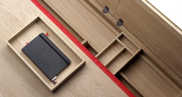 Bureau Landa, pour Alki, détail - © Mito