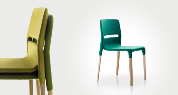 Chaise Meta, pour Alki - © Mito – Label VIA 2011