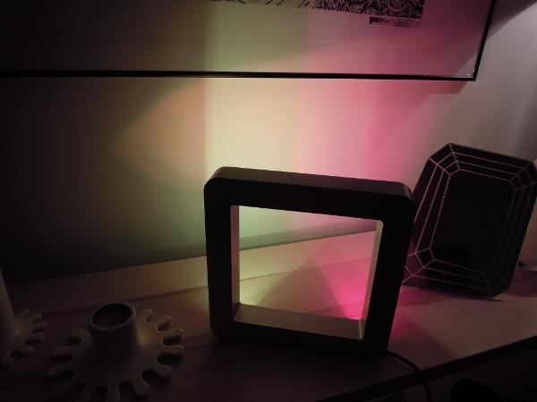 Test : Hôli lampe intelligente par Fivefive