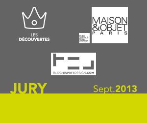 Jury Maison & Objet Paris Septembre 2013 - Thème Energies